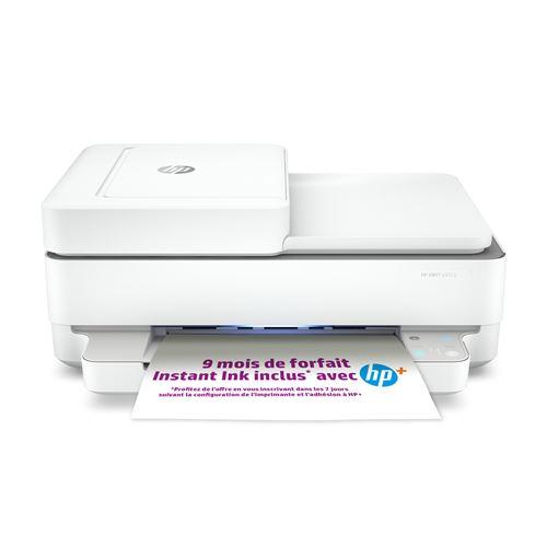 Imprimante Tout-en-un HP Envy 6432e Blanc