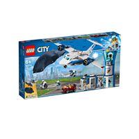 LEGO® City Police 60210 La base aérienne de la police