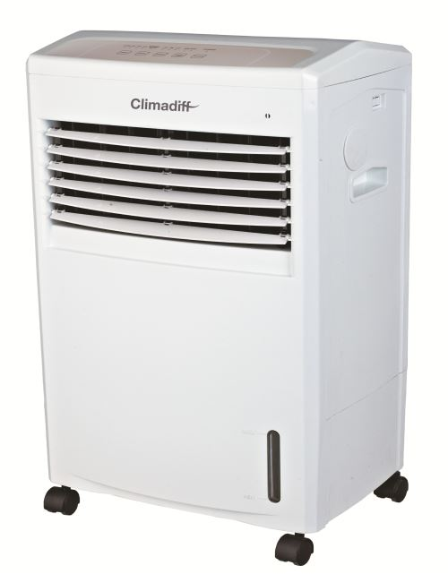 Climatiseur mobile Climadiff AIRFRESH8 70 W Blanc