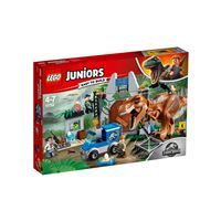 LEGO® Juniors Jurassic World 10758 L'évasion du tyrannosaure