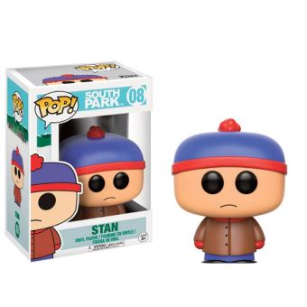 SOUTH PARK-BOBBLE HEAD POP N° 08-STAN