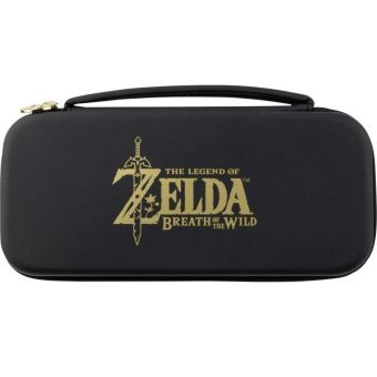 Housse PDP The Legend of Zelda Breath of the Wild Guardian Deluxe Noir pour Nintendo Switch