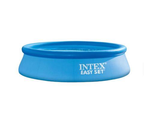 Piscine gonflable Intex - Ronde - Easy Set - 3,05 x 0,76 m - Bleu
