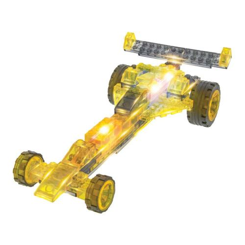 Jeu de construction Laser Pegs 6 in 1 Dragster