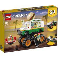 LEGO® Creator 31104 Le Monster Truck à hamburgers