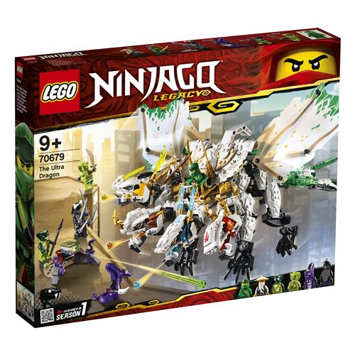 LEGO® Ninjago 70679 L'ultra dragon