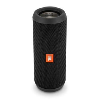 Enceinte Bluetooth portable JBL Flip 3 Stealth Edition Noir