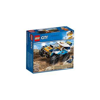 LEGO® City 60218 La voiture de rallye du désert