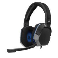 Micro-casque Gaming PDP Afterglow LVL 3 Noir Licencié Sony pour PS4