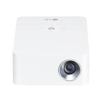Vidéoprojecteur DLP LG MiniBeam PH30JG WiFi Blanc