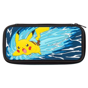 PDP - OFFICIAL DELUXE TRAVEL CASE PIKACHU BATTLE SWITCH