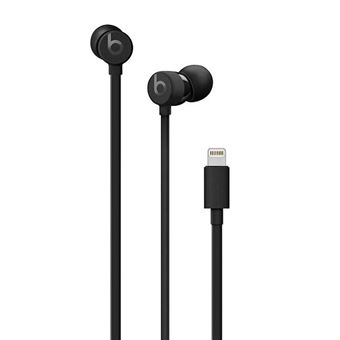 URBEATS3 BLACKWITH LIGHTNING CONNECTOR