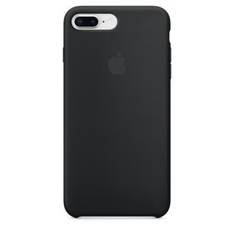 coque noire iphone 8 plus