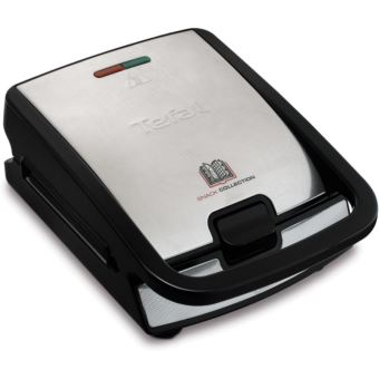 Gaufrier Tefal Snack Collection SW857D12 700 W Inox
