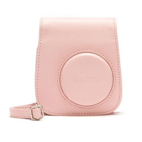 Housse Fujifilm pour appareil photo Instax Mini 11 Rose pâle