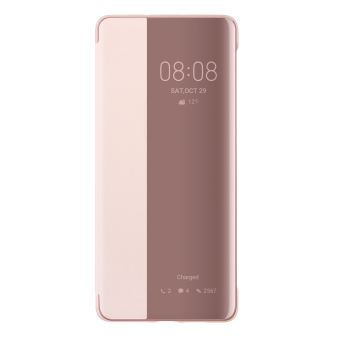 HUAWEI P30 PRO VIEW FLIP COVER PINK