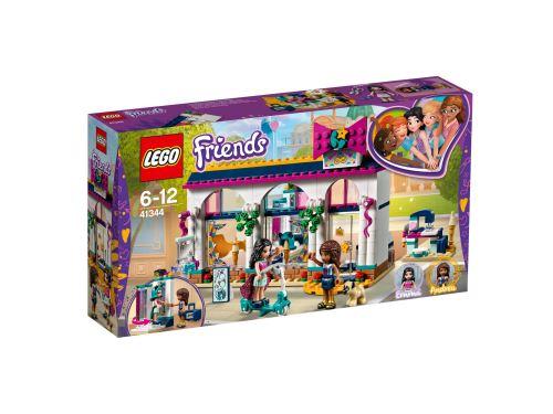 LEGO® Friends Heartlake 41344 La boutique d'accessoires d'Andrea