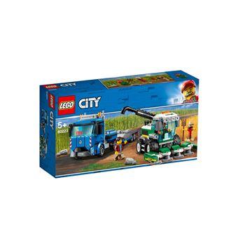 LEGO® City Great Vehicles 60223 Le transport de l'ensileuse
