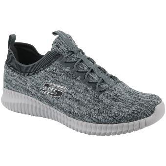 Chaussures de sport Skechers Elite Flex 52642 GYBK Gris