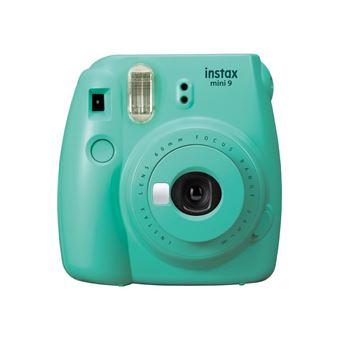 Appareil Photo Instantane Fujifilm Instax Mini 9 Bleu Menthe
