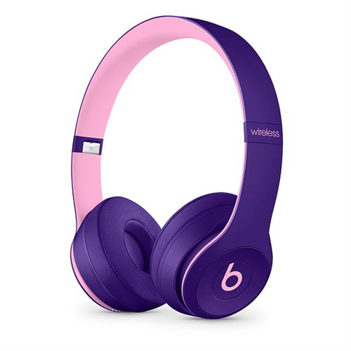 Casque sans fil Beats Solo3 Violet Pop