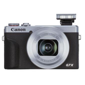 Compact Canon PowerShot G7X Mark III Argent