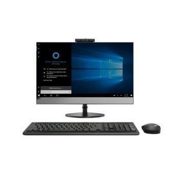"Lenovo V530-24ICB 10UW - Alles-in-één - met monitorstandaard - 1 x Core i5 8400T / 1.7 GHz - RAM 8 GB - HDD 1 TB - DVD-brander - UHD Graphics 630 - GigE - WLAN: Bluetooth 4.0, 802.11a/b/g/n/ac - Win 10 Pro 64 bits - monitor: LED 23.8"" 1920 x 1080 (Full"