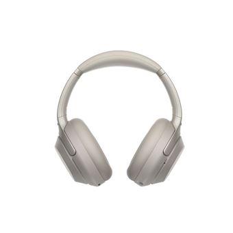 Casque Bluetooth à réduction de bruit Sony WH-1000XM3 Argent