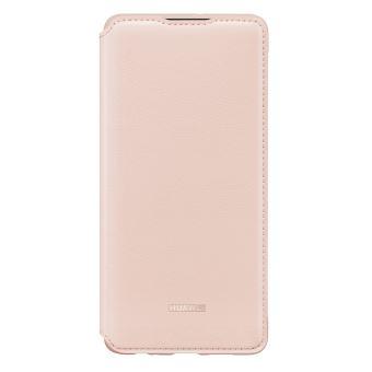 Etui folio Huawei Wallet Cover Rose pour P30