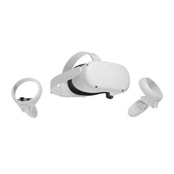 Casque de réalité virtuelle Oculus Quest 2 256 Go Blanc