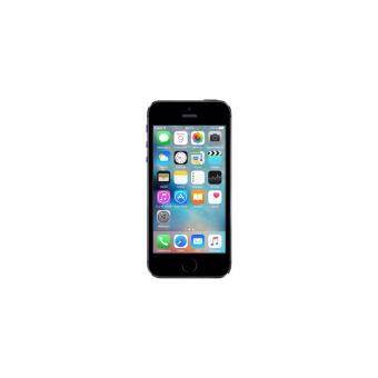 apple iphone 5s 16 go gris reconditionn comme neuf smartphone. Black Bedroom Furniture Sets. Home Design Ideas