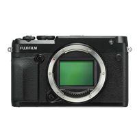 Hybride Fujifilm GFX 50R Boîtier nu Noir