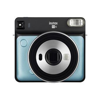 Fuji Instax SQ6 Polaroid Camera Aqua Blue