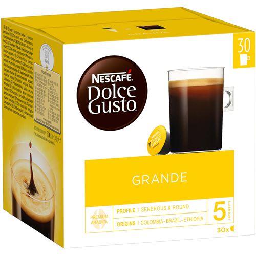 Boîte de 30 capsules Nescafe Dolce Gusto Grande