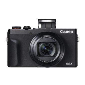 Compact Canon PowerShot G5X Mark II Noir