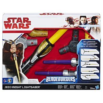 Sabre laser Star Wars Chevalier Jedi