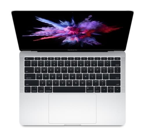 Apple MacBook Pro 13.3 128 Go SSD 8 Go RAM Intel Core i5 bicur à 2,3 GHz Argent Nouveau