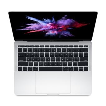 "Apple MacBook Pro 13.3"" 128 Go SSD 8 Go RAM Intel Core i5 bicœur à 2,3 GHz Argent"