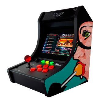 Borne d'arcade Neo Legend Pocket Cat Pacifier Arkador