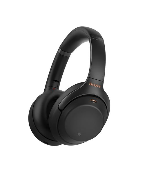 Casque Bluetooth à réduction de bruit Sony WH-1000XM3 Noir