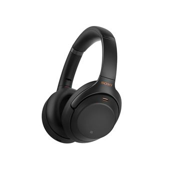 Casque Bluetooth à réduction de bruit Sony