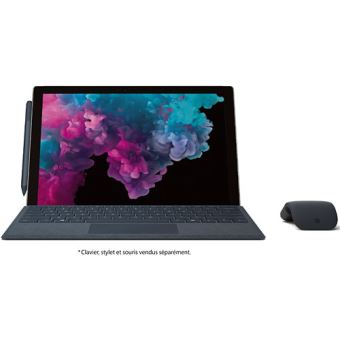 "Microsoft Surface Pro 6 12.3"" 256GB SSD 8GB RAM Core i7 Laptop"