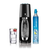 Machine à soda et eau gazeuse Sodastream Spirit One Touch Noir