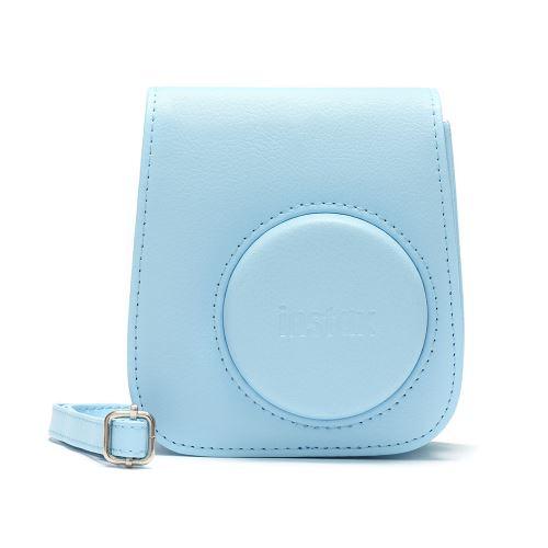 Housse Fujifilm pour appareil photo Instax Mini 11 Bleu ciel