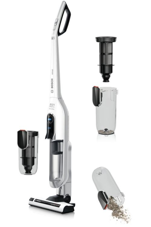Aspirateur balai sans fil Bosch Athlet Blanc Achat & prix