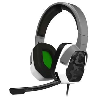 Micro-casque PDP Afterglow LVL 3 Blanc pour Xbox One