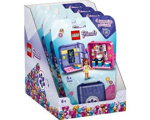 LEGO® Friends 41402 Le cube de jeu d'Olivia