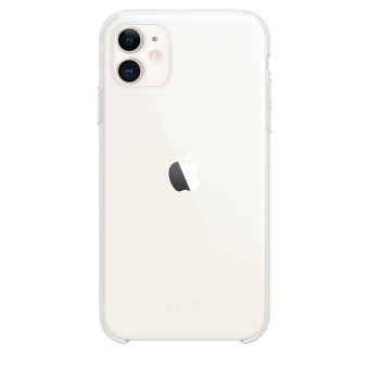 Coque transparente pour iPhone 11