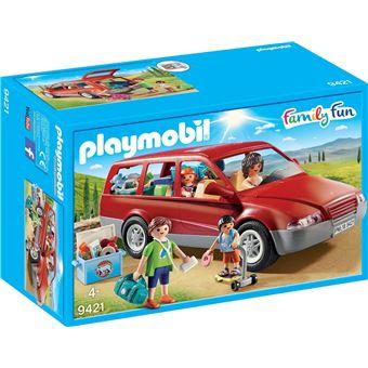 Playmobil Coche familiar