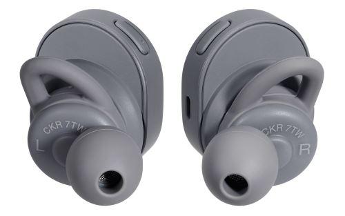 Ecouteurs sans fil True Wireless Audio-Technica ATH-CKR7TW Gris